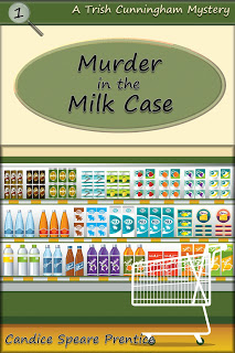 Murder in the Milk Case Book Cover JPG